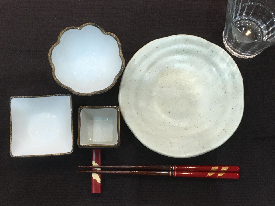 箸と和食のふかーい関係
